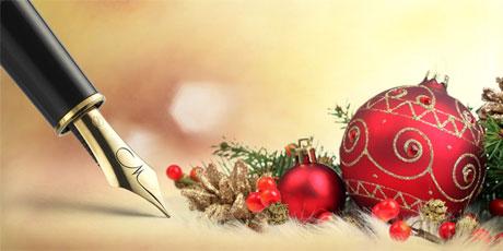 Lettera di Auguri di Buone Feste del Dirigente Scolastico